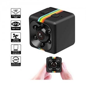 Mini Camera Full HD 1080P...